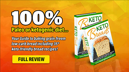 Keto Breads  and  Desserts Review